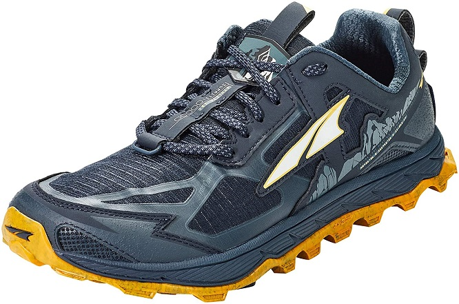 ALTRA Men's Lone Peak 4.5 Trail Shoe