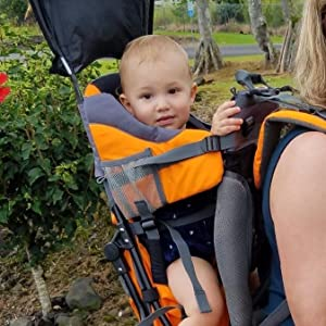 Baby Carrier For Hiking