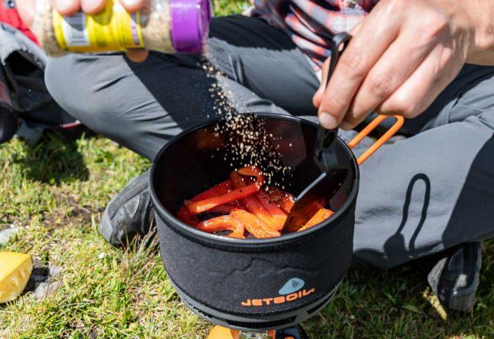 Jetboil Fluxring cooking pot