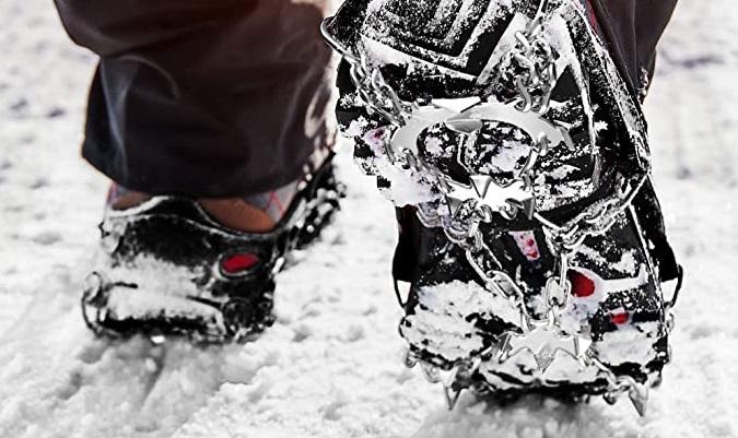 Trazon Anti Slip Walk Traction Grips