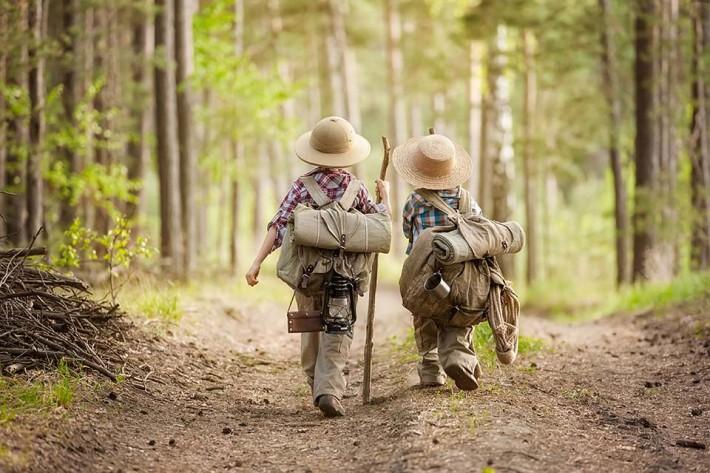 Famiy Hiking - Best Kids Trekking Poles