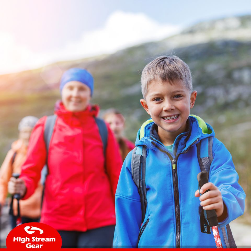 High Stream Gear Kids Trekking Poles Review