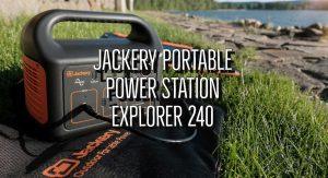 Jackery Explorer 240 Review