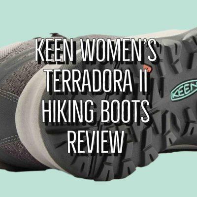 Keen Womens Terradora II Review