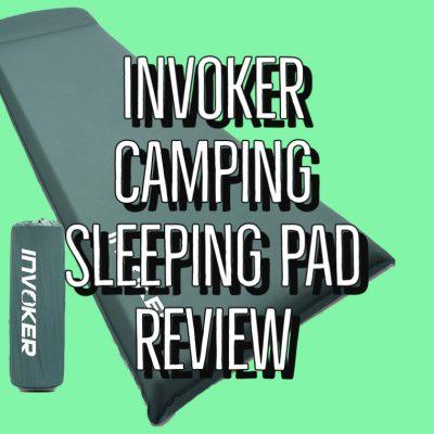 INVOKER Camping Sleeping Pad Review